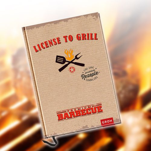 Buch License to Grill