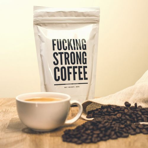Fucking Strong Coffee 250g