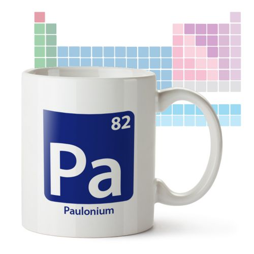 Personalisierte Tasse Element