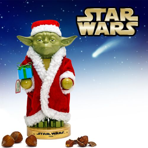 Star Wars Nussknacker Yoda