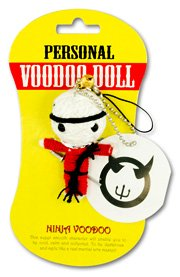 Mini Voodoo Dolls - Anh�nger in 15 Varianten - 3