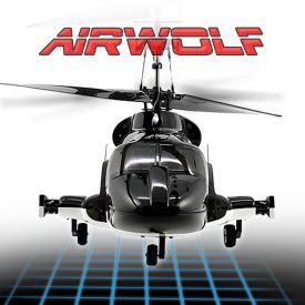 Airwolf Helikopter