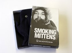 Smoking Mittens